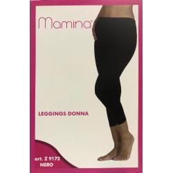Z9172 MAMINA LEGGINGS CORTO...